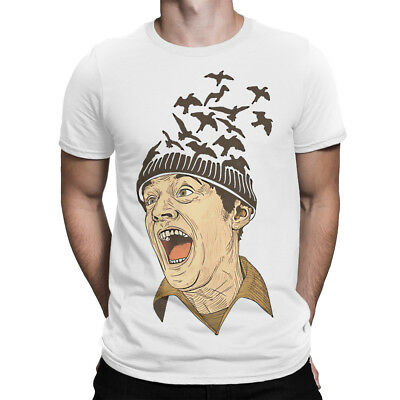 £13.91 • Buy One Flew Over The Cuckoo's Nest T-Shirt, Jack Nicolson Tee, All Sizes