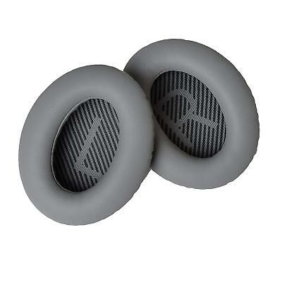 AU25.95 • Buy Replacement Ear Pad Cushions For Bose® Quiet Comfort QC35 Headphones Grey