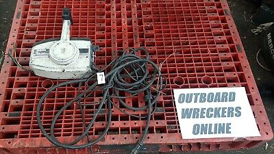 AU100 • Buy MAKE AN OFFER Outboard Motor Control Box For Parts Yamaha