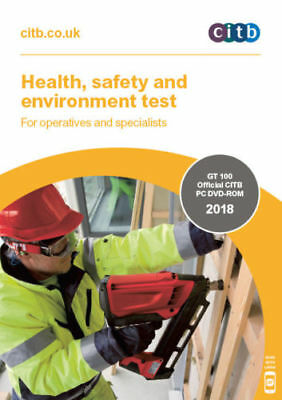 £9.70 • Buy CITB New DVD CSCS Card Test For Operatives & Specialists  2018 Multi-Language