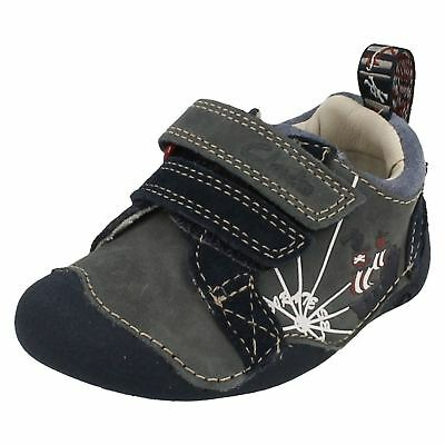 £15 • Buy Boys Clarks Casual First Shoes Cruiser Ship