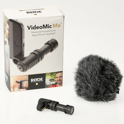 Rode VideoMic Me Directional Mic For Smart Phones OPEN BOX • 35.05£