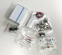 $ CDN95.20 • Buy QRM Eliminator(73) X-phase Buildingkit Incl. Parts, PCB Undrilled, Knobs And Box