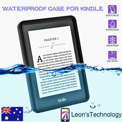 AU37 • Buy 2 Metres Waterproof Shockproof Case TPU+PU For Kindle Paperwhite / Kindle Voyage