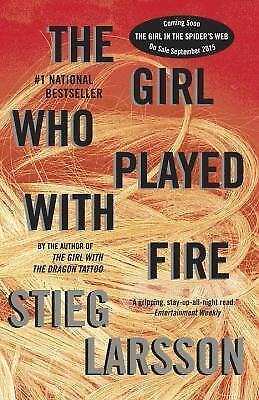 $0.99 • Buy Millennium: The Girl Who Played With Fire By Stieg Larsson (2010, Paperback)