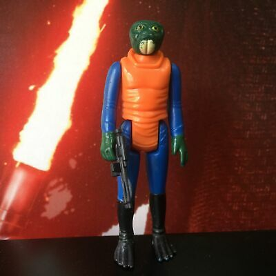 $ CDN22.50 • Buy Star Wars Vintage Complete Walrus Man Figure 1978