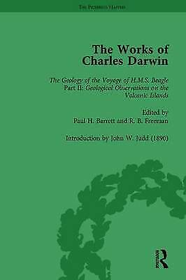 £58.60 • Buy The Works Of Charles Darwin: V. 8: Geological Observations On The Volcanic...