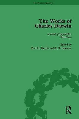£58.60 • Buy The Works Of Charles Darwin: Volume 3: Journal Of Researches Into The Geology...