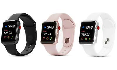 $ CDN235.16 • Buy Apple Watch Series 3 (38MM / 42MM) Space Gray Silver Rose Gold GPS+LTE Cellular