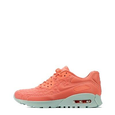 new product 63d7f 4353c Nike Air Max 90 Ultra Con Peluche Mujer Zapatos Atómico Rosa blanco • 72.82€