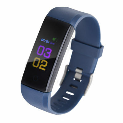 £6.99 • Buy New Smart Fit Watch Activity Step Tracker Calorie Counter Bracelet Wristband