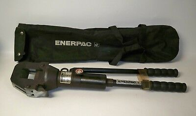 £946.95 • Buy Enerpac WMC-100/1000 Self-Contained Hydraulic Cable Cutter