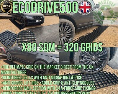 £680 • Buy 80 Sq/m Access Path Grids Temporary Access Track & Ground Stability Path Grids
