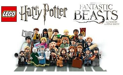 AU13.50 • Buy Pick Your Own Minifigure 🧙 LEGO 71022 Harry Potter Fantastic Beasts Minifigures