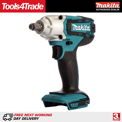 Makita DTW190Z 18V LXT Li-ion Cordless 1/2  Square Impact Wrench Body Only • 80£