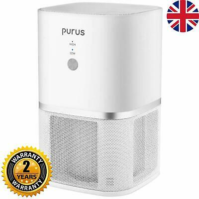 View Details Purus Pro Hepa Air Purifier Ioniser Air Cleaner Removes 99% Allergens Pollen • 49.99£