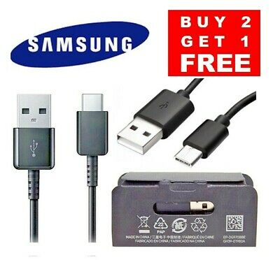 $ CDN4.31 • Buy Fast Charger For Samsung Galaxy S8 S9 S10+ Plus Type C USB-C Data Charging Cable