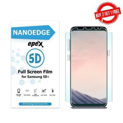 $ CDN4.99 • Buy Samsung Galaxy S8 PLUS Full Coverage Clear TPU Front Film Screen Protector