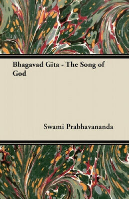 AU27.74 • Buy Bhagavad Gita - The Song Of God By Prabhavananda, Swami