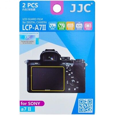 $ CDN7.64 • Buy 2PCS LCD Screen Protector Film For Sony A7III A7SIII A7R IV III A9II Z-V1 A7C