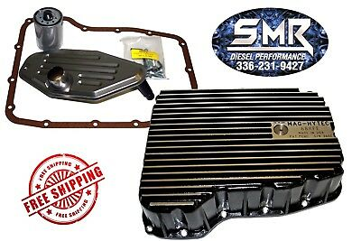 Mag Hytec Transmission Pan Fits 2007.5-2018 Dodge 6.7L Cummins  PAN And FILTERS • 339.99$