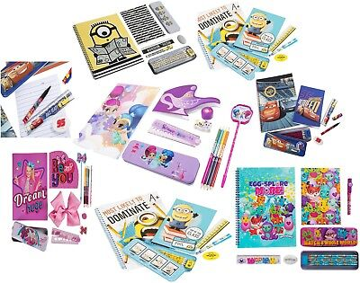 £9.49 • Buy Bumper Stationery Set Notebook Drawing,Coloring For School Going Kids Children