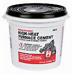 35515 Furnace & Stove Cement, 1/2-Gal. - Quantity 1 • 21.86£