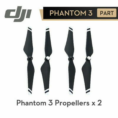 AU31.24 • Buy 2 Pairs Original DJI Phantom 3 9450 Propeller Carbon Fiber Self-tightening