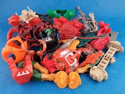 $4.39 • Buy Vintage He Man MASTERS OF THE UNIVERSE Weapons & Parts / Multi-Listing Choose