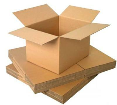 £6.49 • Buy Cardboard Box Postage Postal Packaging Royal Mail Small Parcel Post