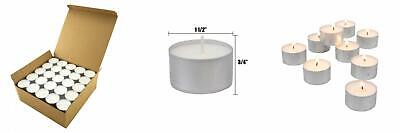 Tea Light Candles 6-7 Hour - Use For Floating Candle Centerpiece - 100 Pack  • 13.52£