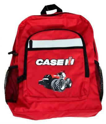 AU49.31 • Buy Case IH Tractor Red Backpack