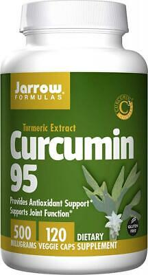Jarrow Formulas Curcumin 95, Provides Antioxidant Support, 500 Mg, 120 Count  • 17.77£