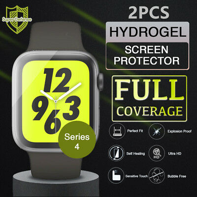 AU7.49 • Buy HYDROGEL Screen Protector 38/40/42/44mm For Apple Watch IWatch Series 5 4 3 2 1