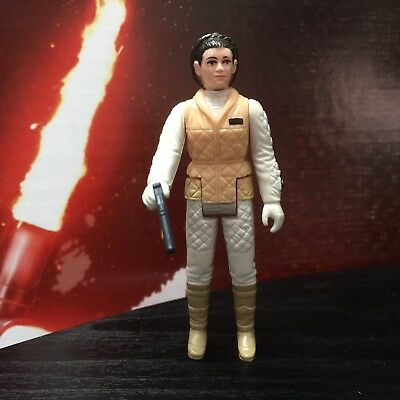 $ CDN50 • Buy Star Wars Vintage Complete Hoth Princess Leia Figure 1980