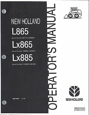 new holland l