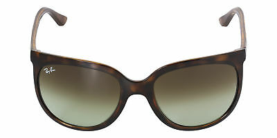 42682365c09969 RAY BAN Cats 1000 Green Gradient Ladies Sunglasses RB4126 710 A6 57 • 99.12