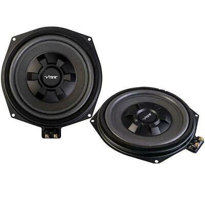 Vibe OPTISOUND Mid Woofers Underseat Subwoofer For BMW 1 Series E81/E82/E87/E88 • 174.99£