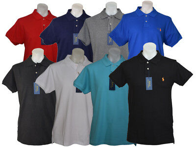 AU64.99 • Buy New With Tags Ralph Lauren Polo Men's T-shirt, Collar Neck