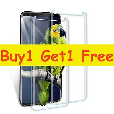 $ CDN4.75 • Buy For Samsung Galaxy Note 9 100% Genuine 5D Tempered Glass Screen Protector Clear