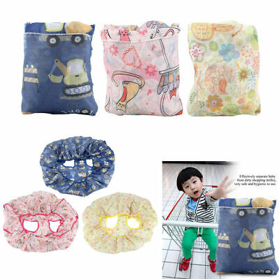 £6.77 • Buy Baby Shopping Trolley Cart Seat Pad Child High Chair Cover Outdoor Foldable
