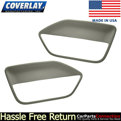 $143.31 • Buy Coverlay - Replacement Door Panel Insert Taupe Gray 12-59-TGR For Ford Mustang