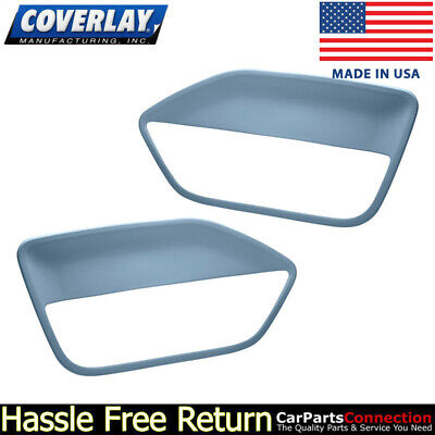 $143.31 • Buy Coverlay - Replacement Door Panel Insert Light Blue 12-59-LBL For Ford Mustang