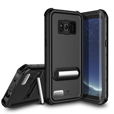 $ CDN21.66 • Buy For Samsung Galaxy S8 Plus Waterproof Case Cover With Kickstand Screen Protector