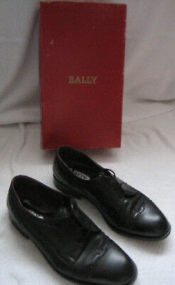 Mens Bally Styleflex Lace Up Shoes Size 8 • 50£