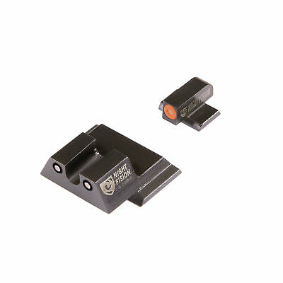 $102 • Buy Night Fision Perfect Dot Night Sight Set For S&W M&P Shield-SAW-202-007-OGZG