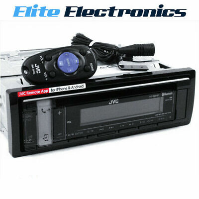 AU199.85 • Buy Jvc Kd-r991bt Cd Receiver Bluetooth Usb Aux Iphone Ipod Stereo Android Spotify