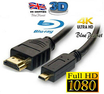 AU6.76 • Buy YotaPhone 2 HDMI To Micro USB Cable For HD-TV Video Adapter