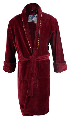 Bown - Earl Velour Dressing Gown • 75£