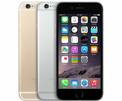 AU269.99 • Buy New *UNOPENDED* Apple IPhone 6 Unlocked Sealed In Box Smartphone / GREY / 128GB
